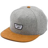 Vans MN MINI FULL PATCH STARTER HEATHER GREY-BROWN