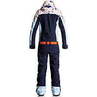 Roxy IMPRESSION SUIT J SNSU MANDARIN ORANGE_POP SNOW CRYST
