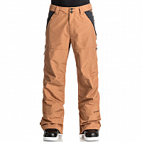 DC NOMAD PNT M SNPT LEATHER BROWN