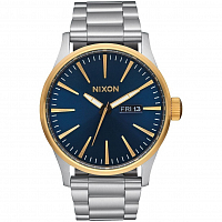 Nixon Sentry SS GOLD/BLUE SUNRAY