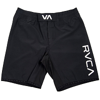 RVCA SCRAPPER SHORT BLACK