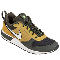 Nike NIGHTGAZER TRAIL BLACK/LIGHT BONE-SEQUOIA-GOLDEN MOSS