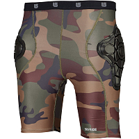 Burton KD TOTAL IMP SHORT HIGHLAND CAMO