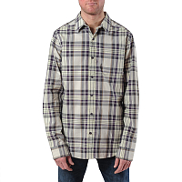 Nixon LA PAZ L/S SHIRT Deep Purple