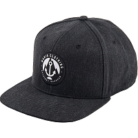 Makia HARBOUR CREW CAP D.GREY