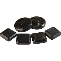 Sector9 6 PUCK PACK BLACK