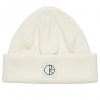 Polar DOUBLE FOLD COTTON BEANIE IVORY