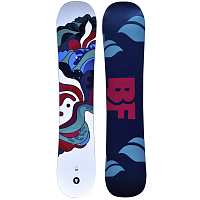 BF SNOWBOARDS YOUNG LADY 133