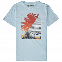 Billabong CHILL OUT SS BOYS Dusty Blue