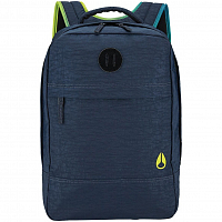 Nixon BEACONS BACKPACK Navy/Gradient