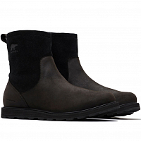Sorel MADSON ZIP WATERPROOF ON WP-Black