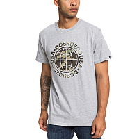 DC CARDINAL SS M TEES GREY HEATHER