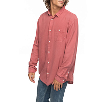 Quiksilver NEWTIMEBOXLS M WVTP MINERAL RED