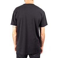 Faction LOGO T-SHIRT BLACK/WHITE