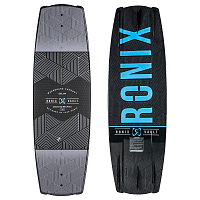 Ronix Vault Black / Metallic Silver / Blue