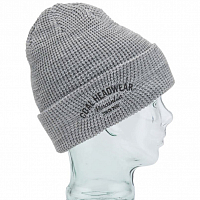 Coal THE YESLER BEANIE HEATHER GREY