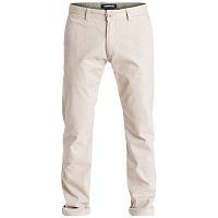 Quiksilver EVERYDAY CHINO M NDPT PLAZA TAUPE