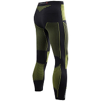 X-Bionic XB MAN ACC_EVO UW PANTS LONG CHARCOAL/YELLOW