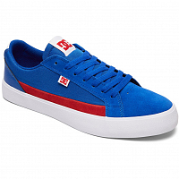DC LYNNFIELD M SHOE BLUE/RED