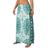 Billabong SILVER BLOOM SKIRT WASHED JADE