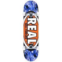 REAL SKATEBOARDS NEW AWOL OVALS MINI 7,38