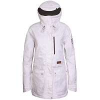 Planks GOOD TIMES INSULATED JACKET SNOW PALM