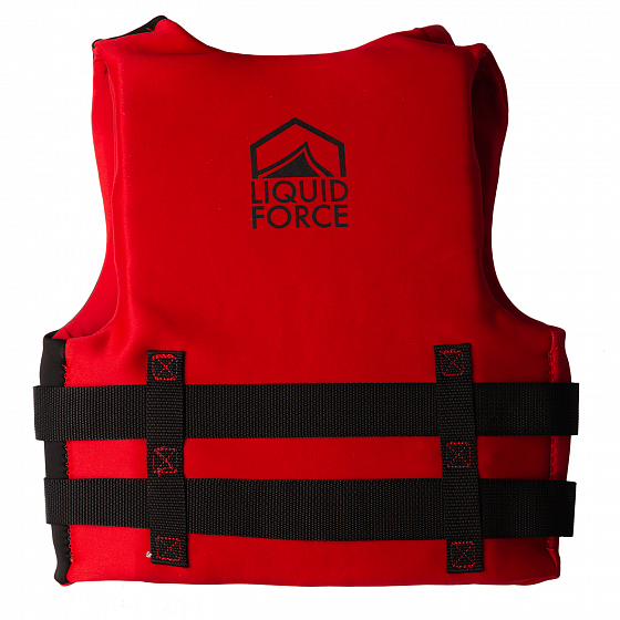 Жилет водный LIQUID FORCE NEMESIS YOUTH CGA CLASSIC SS19 от Liquid Force в интернет магазине www.traektoria.ru - 2 фото