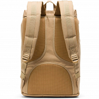 Herschel Little America Mid-Volume Kelp/Saddle Brown