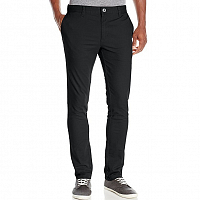 RVCA STAPLER TWILL BLACK