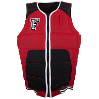 FOLLOW SPORTSTER VEST IMPACT RED