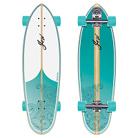 YOW J-BAY DREAM WAVES SERIES SURFSKATE 33
