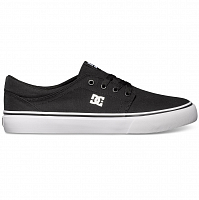 DC TRASE TX M SHOE BLACK/WHITE