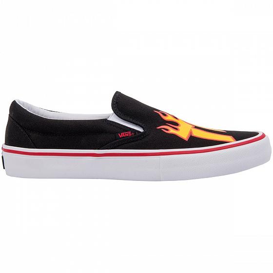 Слипоны VANS MN SLIP-ON PRO FW18 от Vans в интернет магазине www.traektoria d55571e273f8a