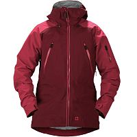 SWEET PROTECTION VOODOO JACKET RON RED/RUBUS RED