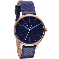 Nixon Kensington Leather COBALT/MOD