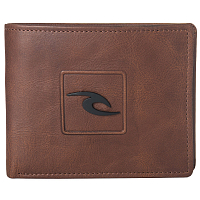 Rip Curl RIDER RFID 2 IN 1 BROWN