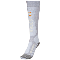 X-Socks XS SKI COMFORT SUPERSOFT LADY PEARL GREY/ICE BLUE