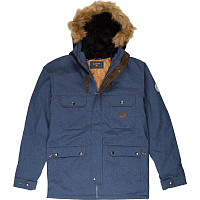 Billabong OLCA JACKET NAVY HEATHER