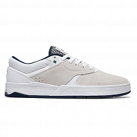 DC TIAGO S M SHOE WHITE/NAVY