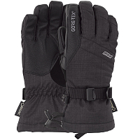 Pow WARNER JR GTX GLOVE BLACK
