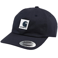 Carhartt LEWISTON CAP DARK NAVY / WAX