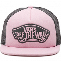 Vans WM BEACH GIRL TRUCKER HAT PINK LADY-PHANTOM