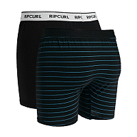 Rip Curl SOLID & STRIPY BOXER BLACK