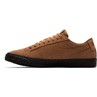Nike SB ZOOM BLAZER LOW LT BRITISH TAN/LT BRITISH TAN-BLACK