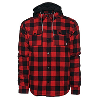 Saga Insulated Flannel RED PLAID