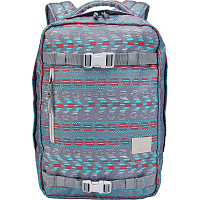 Nixon DEL MAR BACKPACK GRAY MULTI