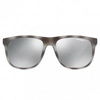 Arnette CROOKED GRIND MATTE GREY HAVANA/POLAR GREY MIRROR SILVER