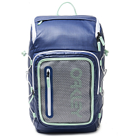 Oakley 90'S SQUARE BACKPACK DARK BLUE