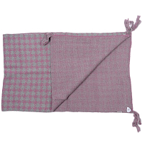 Coal THE MARGOT SCARF GREY
