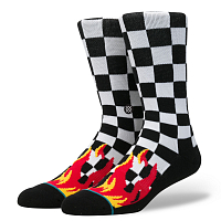 Stance ANTHEM CHEX BLACK